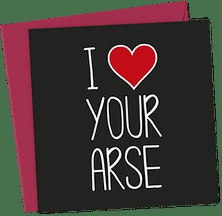 Rude Valentine's Day Cards