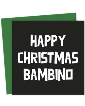 Happy Christmas Bambino