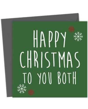 Happy Christmas To You Both