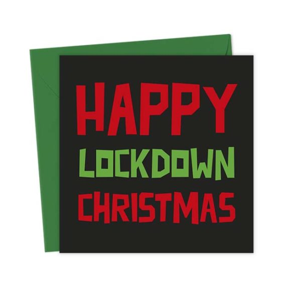 Happy Lockdown Christmas