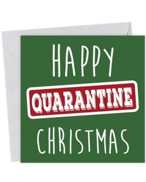 Happy Quarantine Christmas