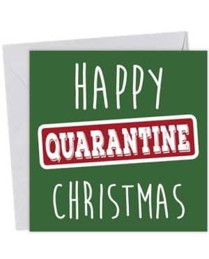 Happy Quarantine Christmas