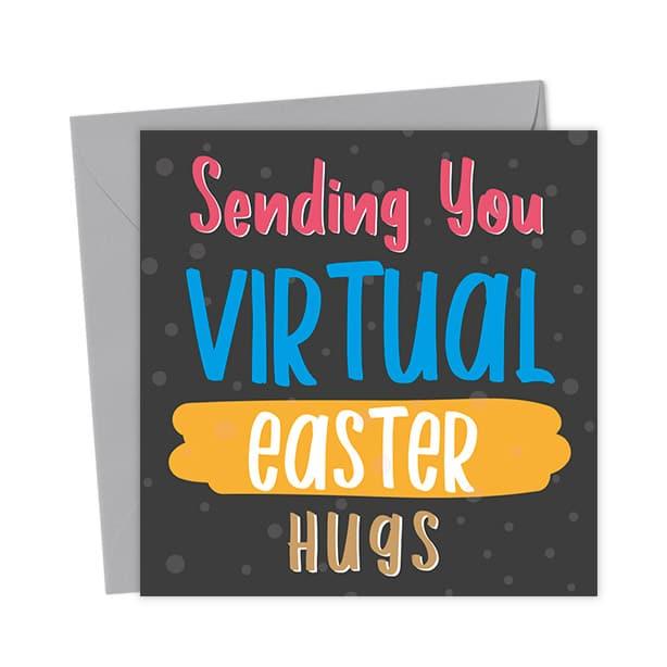 Sending You Virtual Easter Hugs