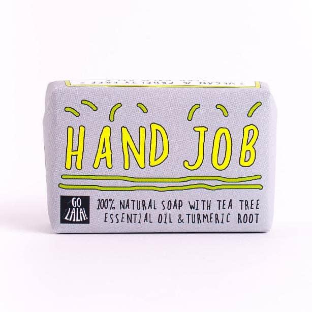 Hand Job Soap Bar