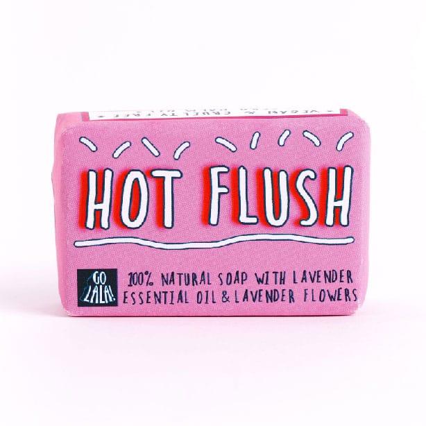 Hot Flush Soap Bar