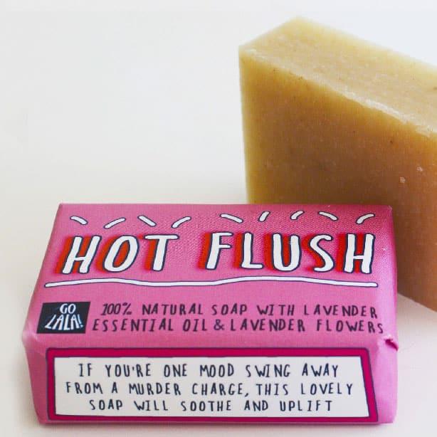 Hot Flush Soap Bar Funny Soap