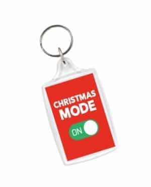 Christmas Mode Keyring