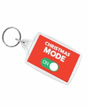 Christmas Mode On LS Keyring
