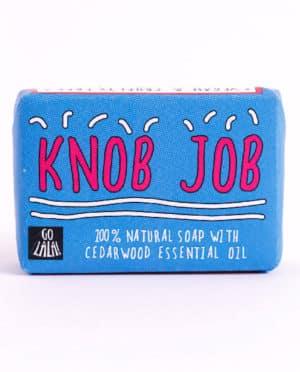 Knob Job Soap Bar
