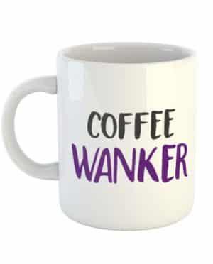 Coffee Wanker Mug