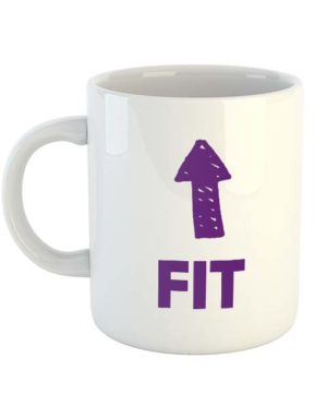 Fit (Arrow) Mug
