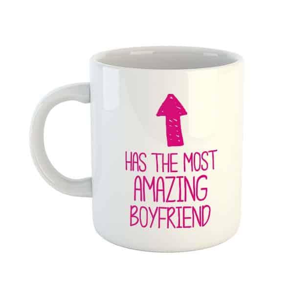 Has the most amazing Boyfriend (Arrow) Mug
