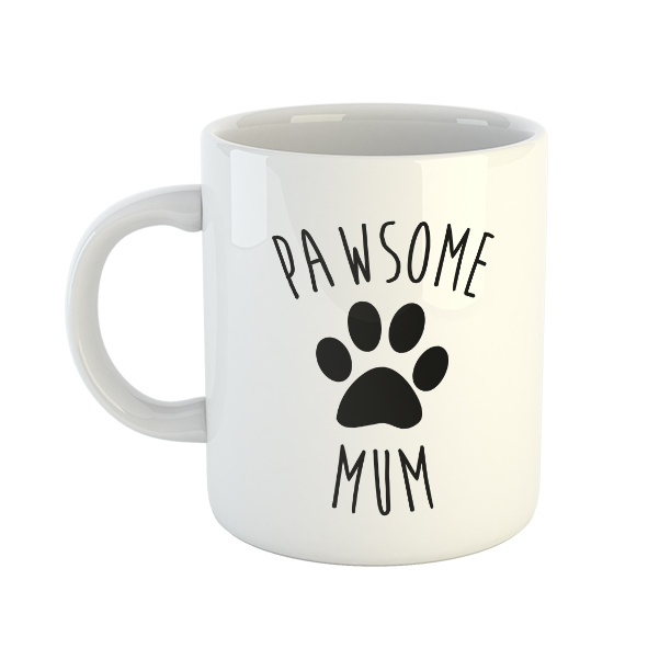 Pawsome Mum Mug