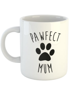 Pawfect Mum Mug