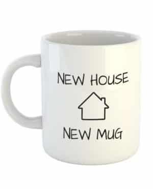 New Home New Mug