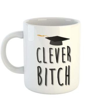 Clever Bitch Mug