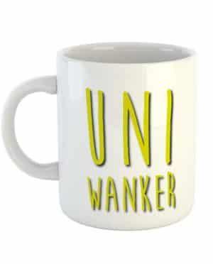 Uni Wanker Mug