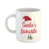 Santa's Favourite Ho Mug