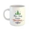 This Guy Loves Christmas Mug
