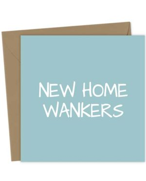 New Home Wankers