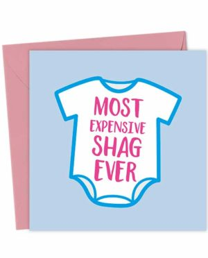 Most Expensive Shag Ever