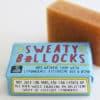 Sweaty B*llocks Soap Bar Funny Rude Soap