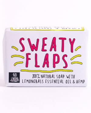 Sweaty Flaps Soap Bar