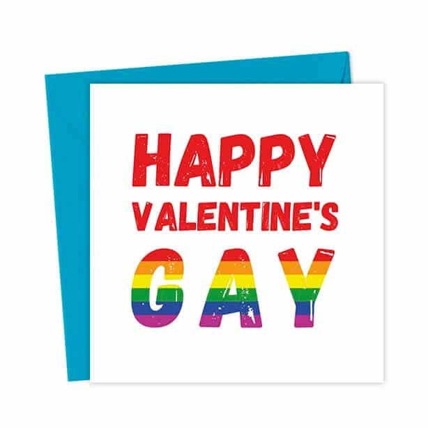 Happy Valentine's Gay