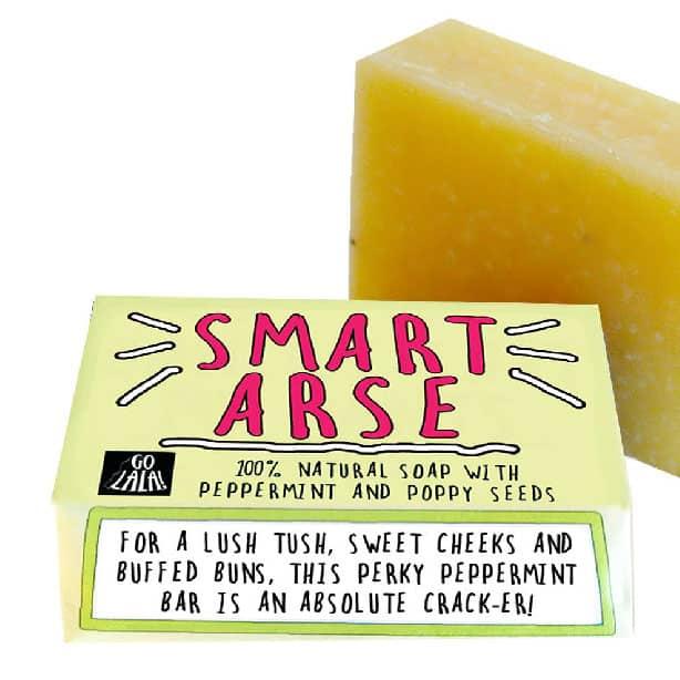 Smart Arse Soap Bar Funny Soap